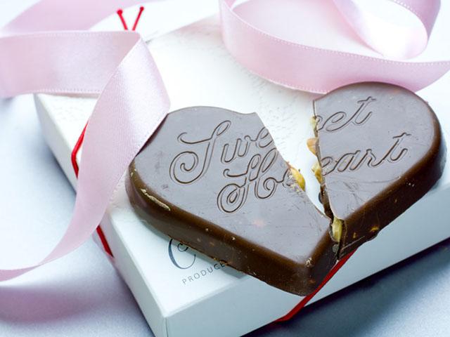バレンタインチョコ画像