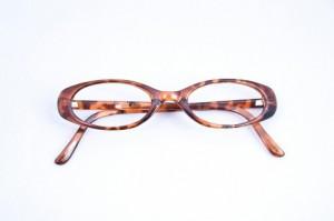 カラコンと眼鏡