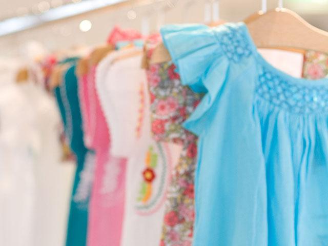 女性のファッション